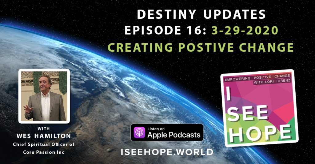 Destiny Updates world view social media cover