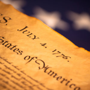 US Independence day July 4, 1776