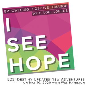 Episode 23 Destiny Updates - New Adventures