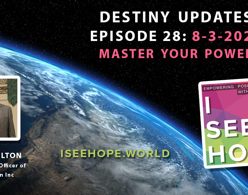 E28 – Destiny Updates – Master Your Power